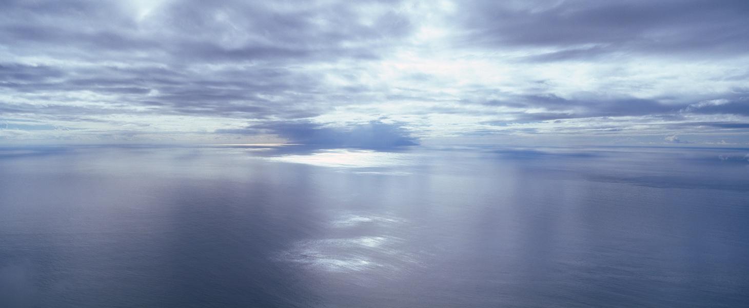 Jacki Sime Silver Sea